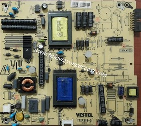 17IPS19-3, 23063946, REGAL RTV32140, POWER BOARD