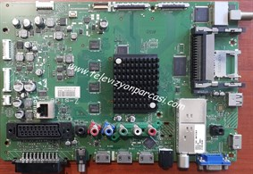 3104 313 63724, 3104 328 63223, 310432863223, LC420EUF-SCA1, PHILIPS 42PFL7665K/12, MAIN BOARD