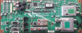 6870TA39A14, AL-03HD, LG 32LP2D, MAIN BOARD
