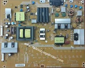 715G5246-P01-000-002S, PHILIPS 40PFL3107K/02, POWER BOARD