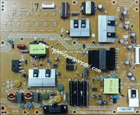 715G5778-P02-000-002R, PHILIPS 42PFL3208K/12, POWER BOARD