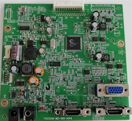 715G5500-M01-000-004Q, PHİLİPS MONİTÖR, MAİN BOARD, ANAKART