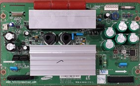 LJ41-05133A, LJ92-01493A, BN96-06085A, 42HD W2 PLUS X-MAIN (2LAYER), SAMSUNG PS42E92H, Z-SUS BOARD