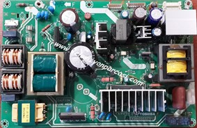 PE0252, A, V28A00032701, TOSHIBA, POWER BOARD