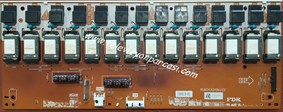 RUNTKA319WJZZ, PCB2839, SHARP LC-42X20E, INVERTER BOARD