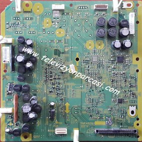 TNPA3761, PANASONIC TH-42PA60E, LOGIC BOARD